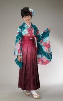 卒業式、袴(はかま)